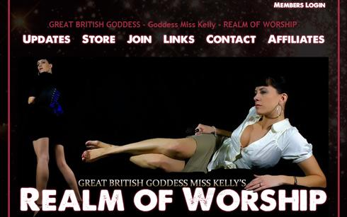 Femdom British Capture Slaves